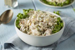 receita salada