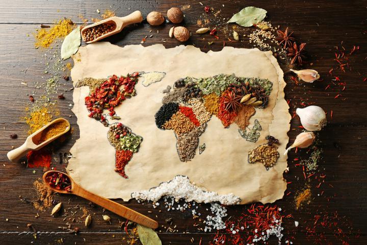 Conheça os tipos de comida que fazem sucesso pelo mundo!