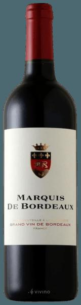 O Marquis de Bordeaux é um vinho para presente
