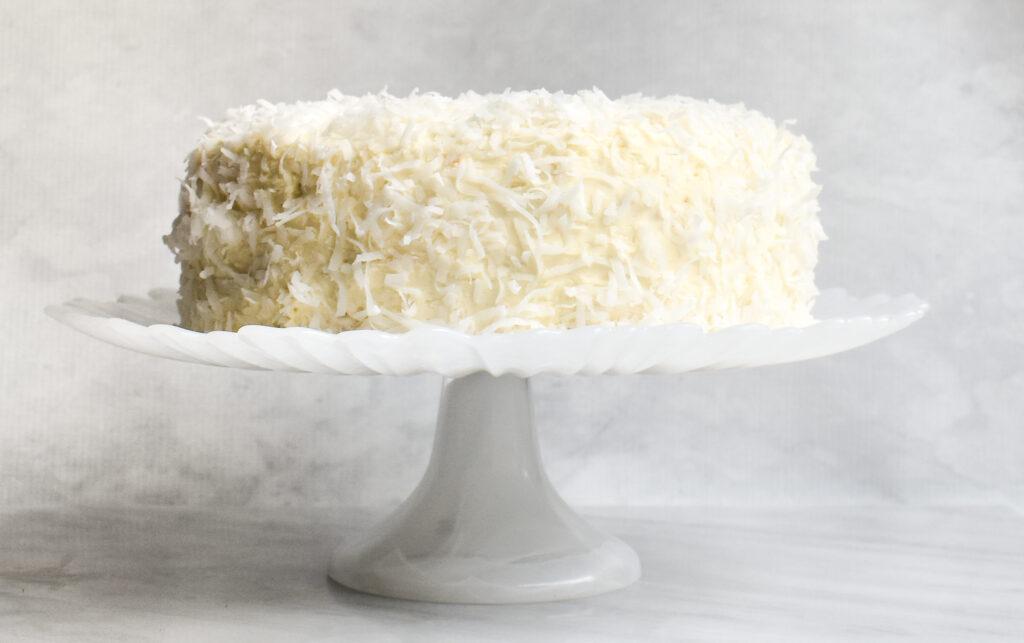 O bolo de tapioca é uma das sobremesas fáceis para fazer em casa!